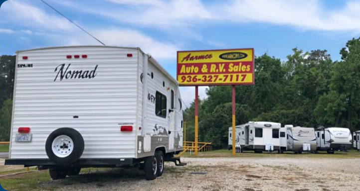 Aarmco Auto & RV - Motor Homes - Travel Trailers - 5th ... on golf cart utility trailer, farm utility trailer, mobile home camper trailer, boat utility trailer, mobile home moving trailer,